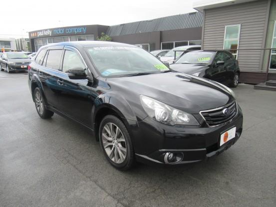Subaru Outback 2.5I S PKG 2011