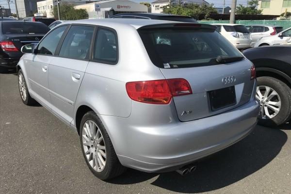 Audi A3 1.8TFSI 2008