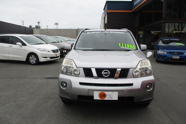 Nissan X-TRAIL DIESEL 4WD 2009