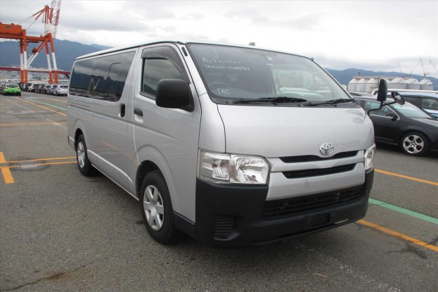 Toyota Hiace DX POWER L 2014