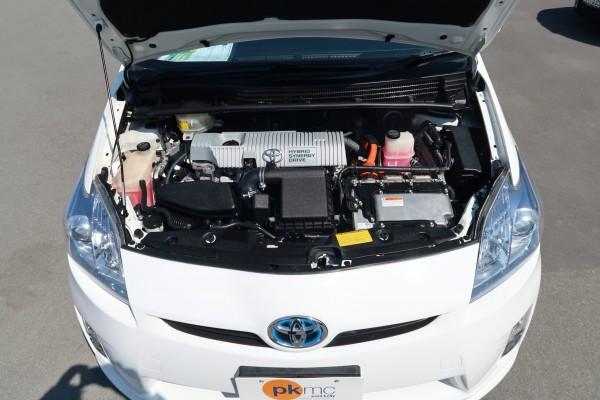 Toyota Prius 1.8L HYBRI 2011