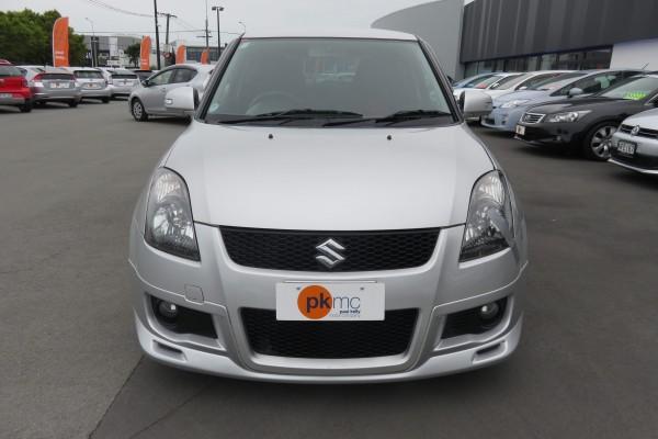 Suzuki Swift SPORTS 2007