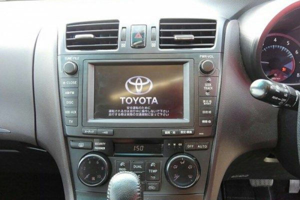 Toyota Mark-X ZIO 240F 2007