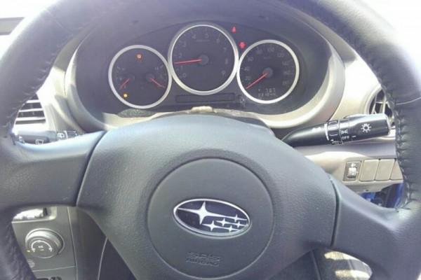Subaru Impreza 1.5R 2WD 2007