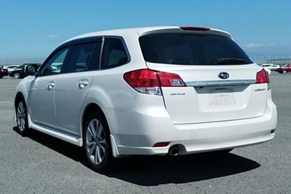 Subaru Legacy 2.5I EYE S 2012