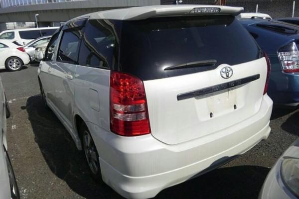 Toyota Wish 1.8XS 2004