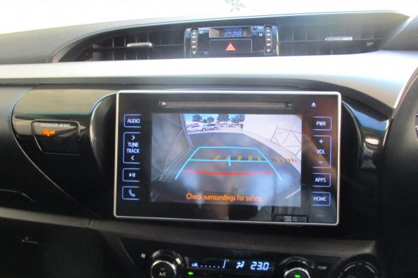 Toyota Hilux SR5 4X4 2020