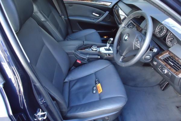 BMW 530i HIGHLINE 2008