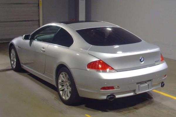 Bmw 650i V8 2006