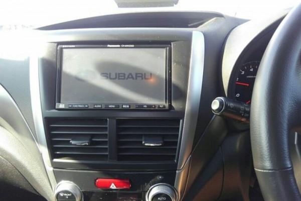Subaru Forester 2.0X TURBO 2011