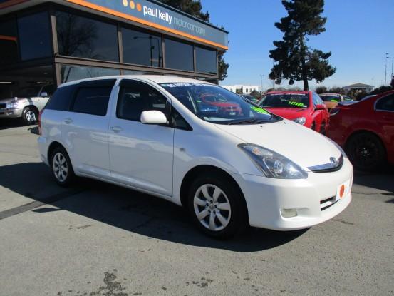 Toyota Wish 2.0G 2007