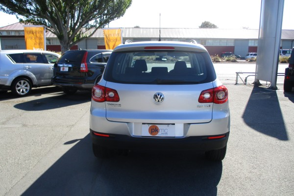 Volkswagen Tiguan 4WD 2008