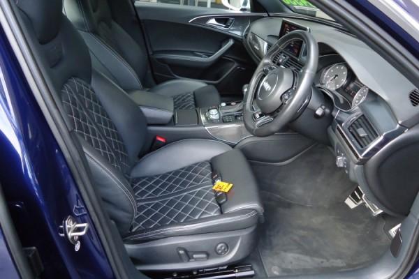 Audi S6 4.0T 2014