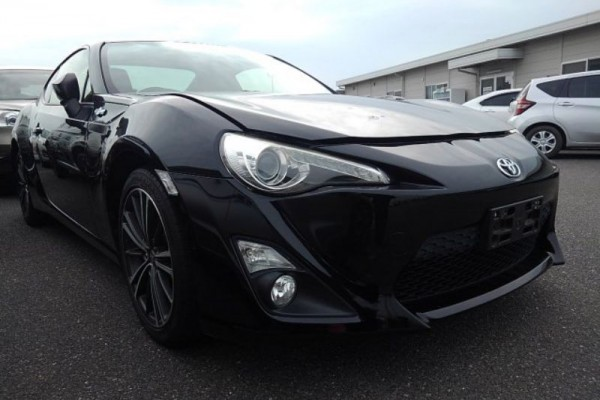 Toyota 86 GT 2012