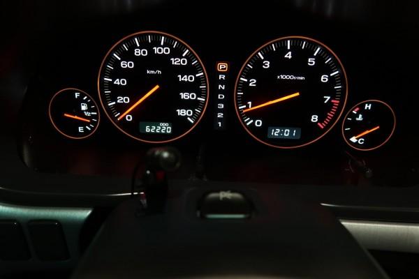 Subaru Legacy B4 BLITZEN 2000