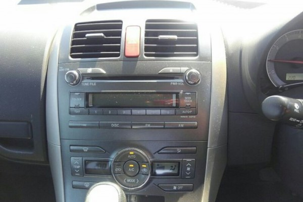 Toyota Corolla Auris 150XS 2007