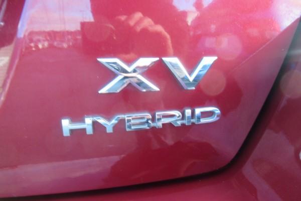 Subaru Impreza XV 2.0 HYBRID 2014