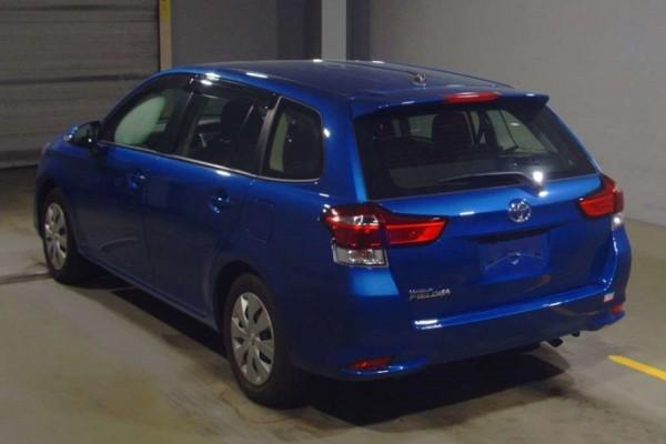 Toyota Corolla Fielder 1.5X 2016