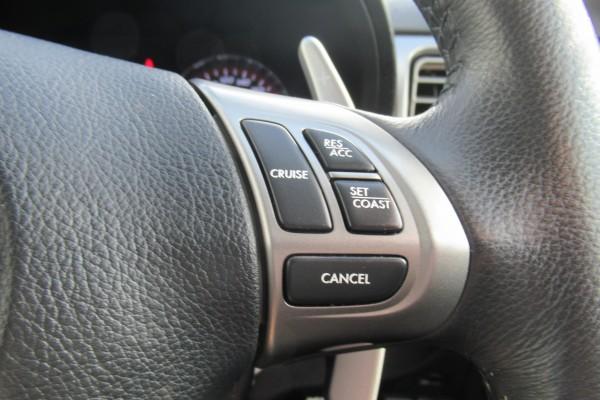 Subaru Forester TURBO S ED 2011
