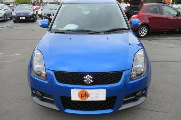 Suzuki Swift SPORTS 2010