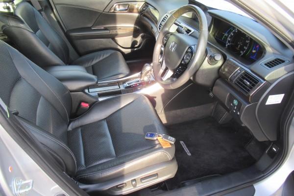 Honda Accord HYBRID EX 2013
