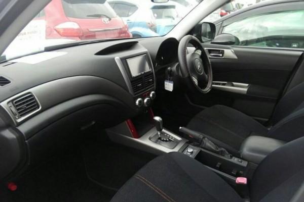Subaru Forester 2.0 XT TUR 2007