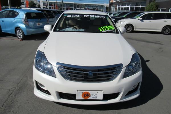 Toyota Crown HYBRID 2009