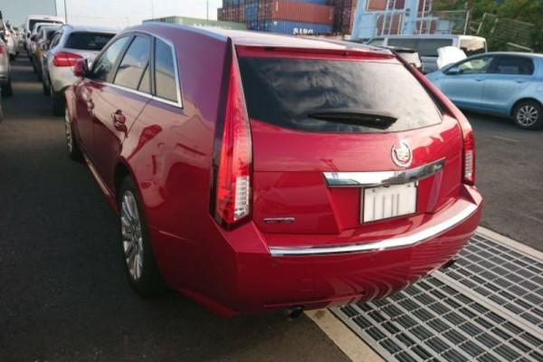 Cadillac CTS SPORT WAGO 2011