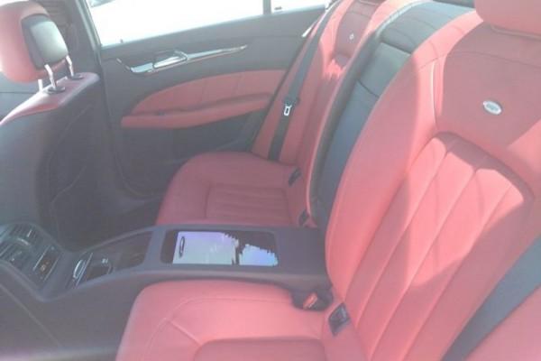 Mercedes-Benz CLS350 AMG 2012