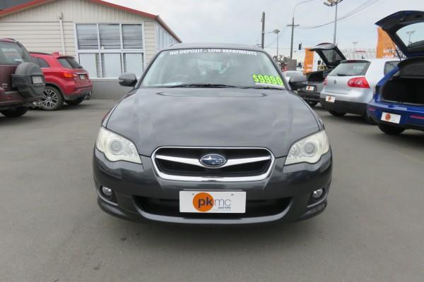 Subaru Legacy 2.0IB SPOR 2006