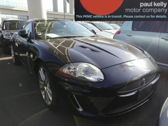 Jaguar XKR Series SUPERCHARG 2007