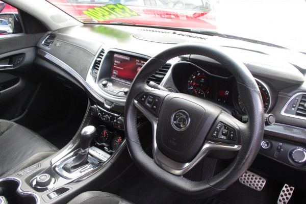 Holden HSV Senator VF 2013