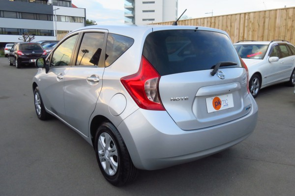 Nissan Note 1.2X DIG-S 2013
