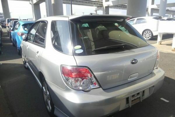 Subaru Impreza 1.5R 2007