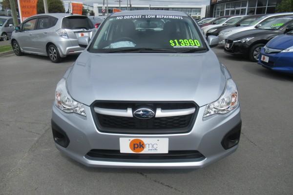 Subaru Impreza 1.6I 2013