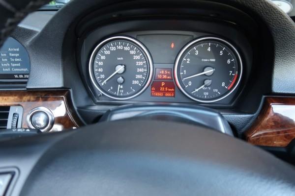 Bmw 335i CABRIOLET 2007