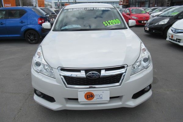 Subaru Legacy 2.5I EYE S 2013