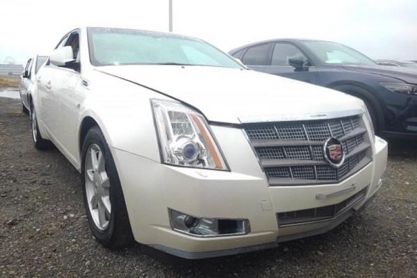 Cadillac CTS 2.8 2008