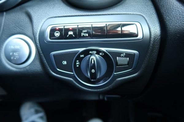Mercedes-Benz C 200  2015