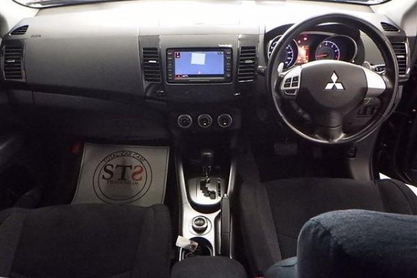 Mitsubishi Outlander 4WD 2.4G 2007