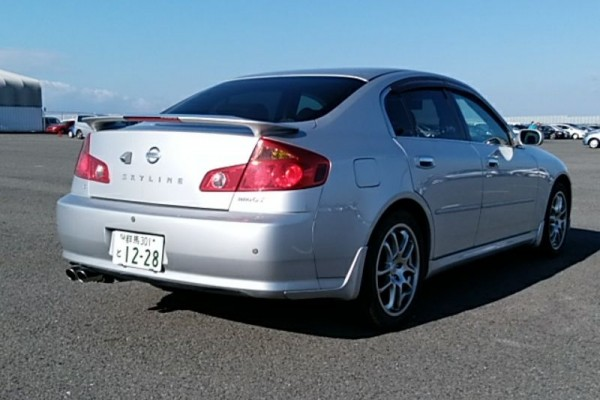 Nissan Skyline 350GT-8 2005