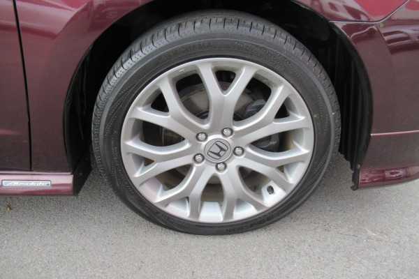 Honda ODYSSEY ABSOULTE 2010