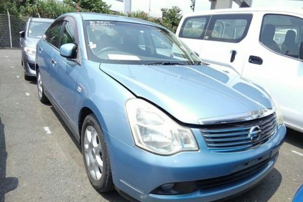Nissan BLUEBIRD 2.0M 2008