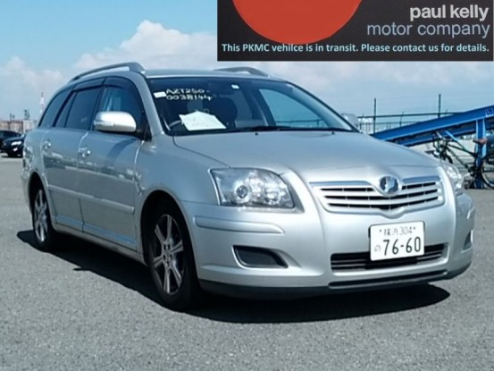 Toyota Avensis 2.0XI 2006