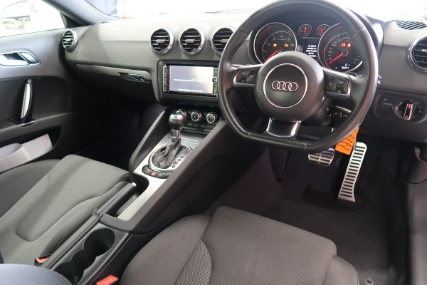 Audi TT 1.8TFSI 2014