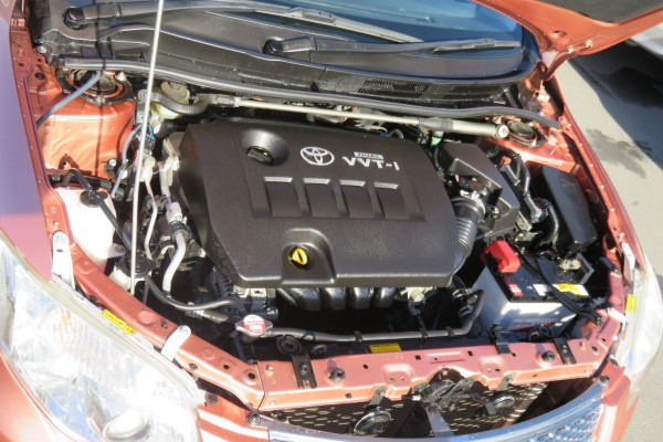 Toyota Corolla Fielder 1.8 AERO T 2007