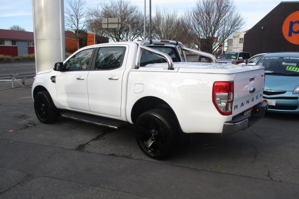 Ford Ranger XLT 2018
