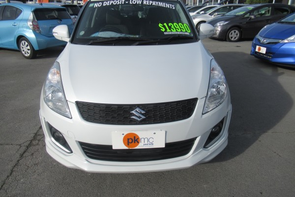 Suzuki Swift 1.2RS 2013