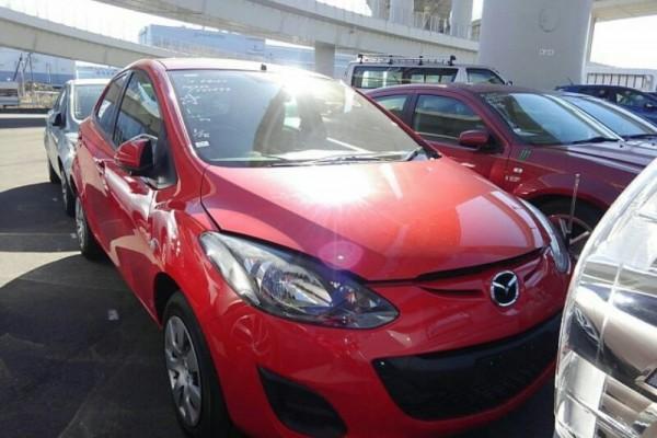 Mazda Demio 13C-V 2012