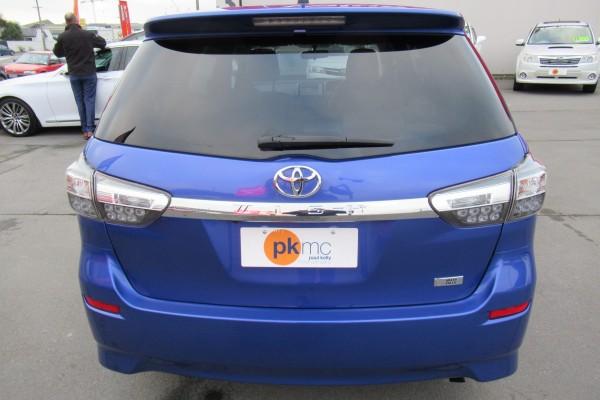 Toyota Wish 1.8G 2013